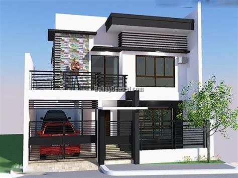 House Design Open Plan Living Modern Bungalow House Zen Bungalow House Plans