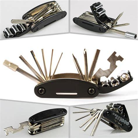 multi hex tool motorcycle travel repair tool allen key multi hex wrench
