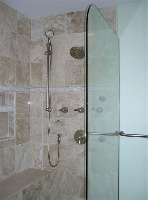 half shower door our bathroom remodels