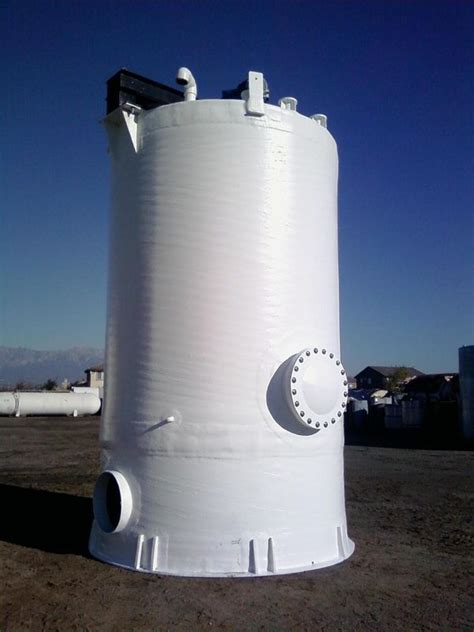 Fiberglass L by Used Fiberglass Tanks Inspected Tested For Performance