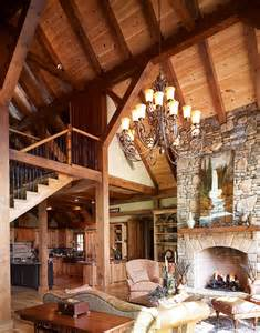Timber Frame Great Rooms - mill creek designed timber frame great rooms