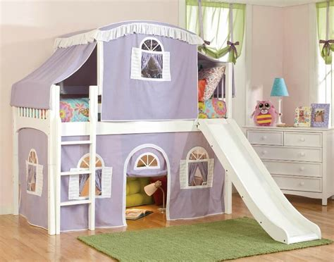 bunk beds with a slide top 10 loft beds with slides