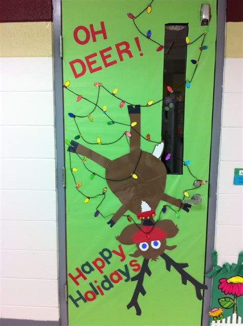 oh deer classroom decoration craft 1175 best bulletin board doors images on classroom themes classroom displays and