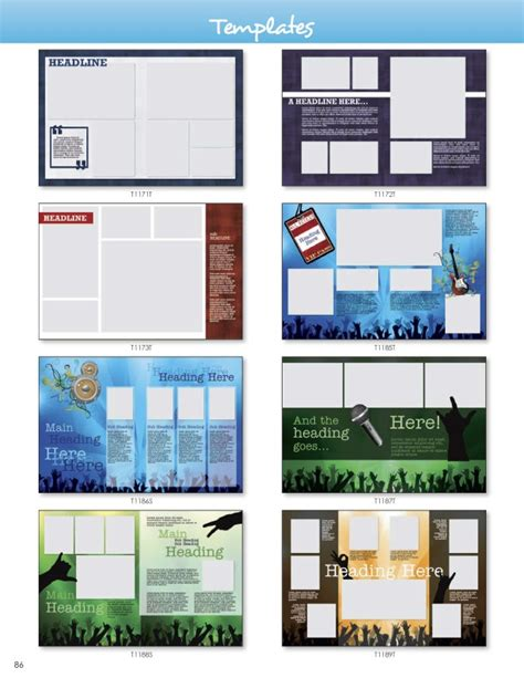 yearbook layout templates free 17 best images about clipart backgrounds on pinterest