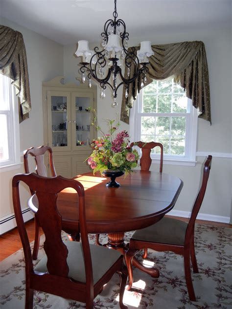 centerpiece for dining room table dining room traditional