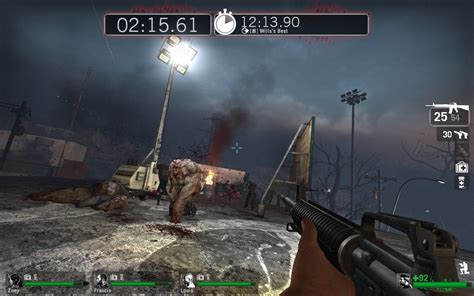 mod game left 4 dead last drop l4d survival mod for left 4 dead mod db
