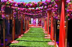 Home Decor Ideas For Indian Wedding indian wedding reception decoration ideas