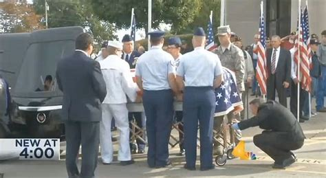 veteran ronnie toler funeral saw big turnout after