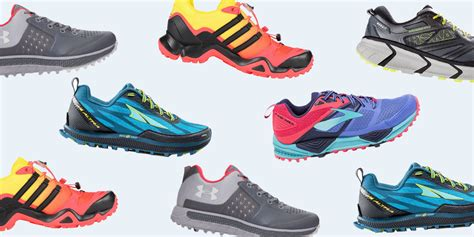 sneakers and athletic shoes 12 best trail running shoes in 2018 mens and womens