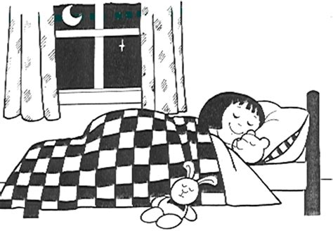 bed to go going to bed clip art free large images