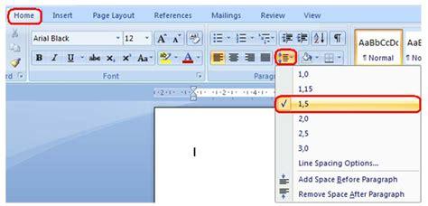 contoh surat lamaran kerja dengan microsoft word 2007