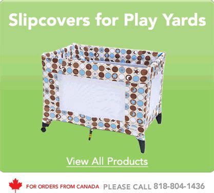 pack and play slipcover slip cover for pack n play i so want one of these it