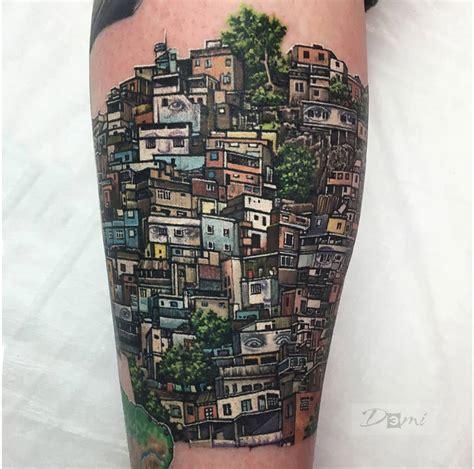 favela tattoo rio de janeiro best tattoo design ideas