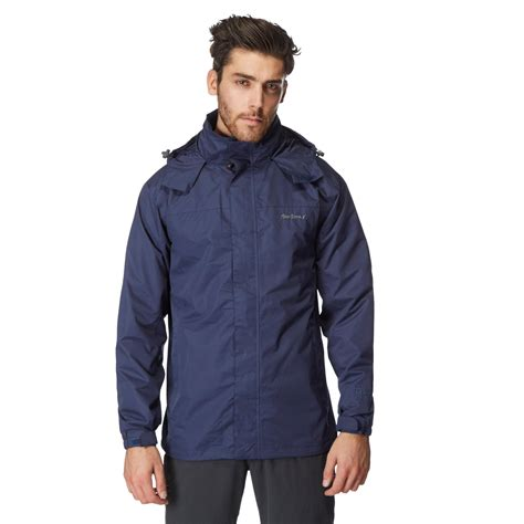 Taiga Blazer Navy image gallery waterproof clothing