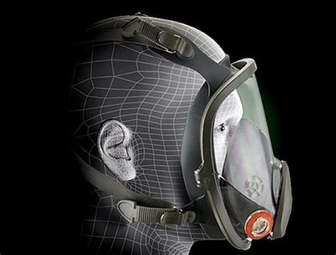 Masker Merk Sensi masker respirator merk 3m tipe 6800
