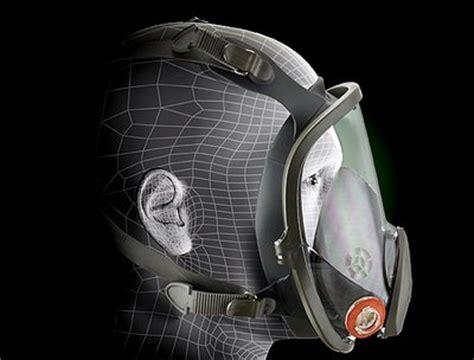 3m™ full facepiece reusable respirator 6800 medium 4 ea