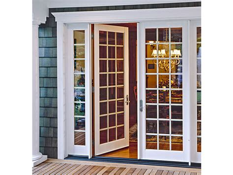 Door With Windows by Knoxville Patio Doors Siding And Windows