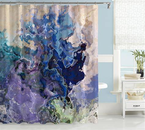 abstract bathroom art contemporary shower curtain abstract art bathroom decor