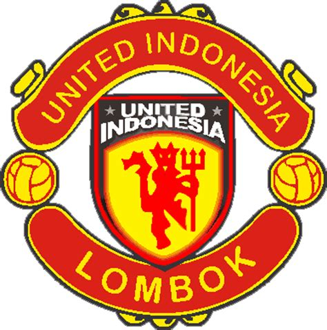 Indonesia Unite Logo 3 united indonesia lombok logo manchester united indonesia