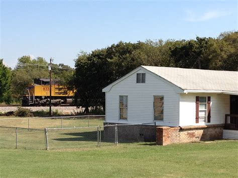 house by the railroad the house beside the railroad tracks trains magazine trains news wire railroad