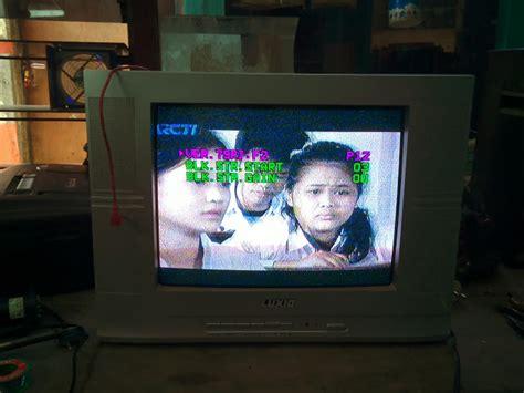 Tv Tabung Dibawah 500 Rb Belajar Tv Tabung Parameter Data Tv Luxio