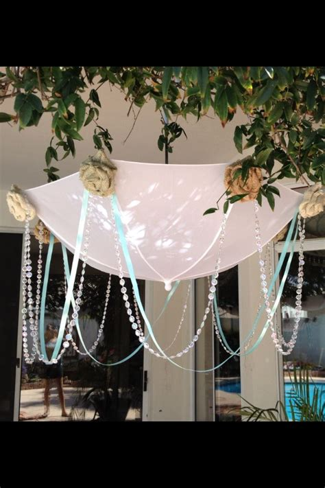 Umbrella Baby Shower by 25 Best Ideas About Umbrella Decorations On
