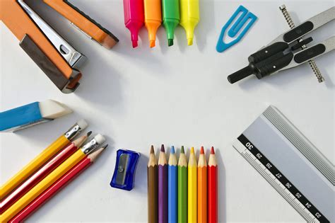 supplies for a up on school supplies to last the school year the blue by