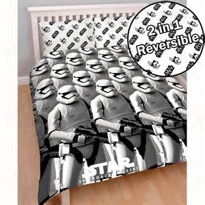 4 5 Tog Cot Bed Duvet Star Wars Duvet Covers Bedding Single Amp Double Sizes