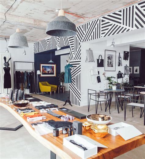 baltic design concept store bold  opened  riga fold