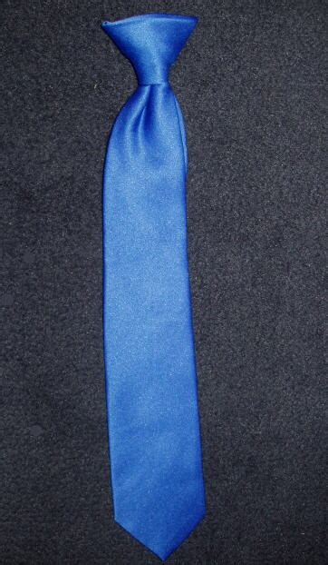 royal blue baby tie