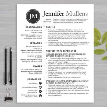 25 best ideas about resumes on teaching resume resume templates for