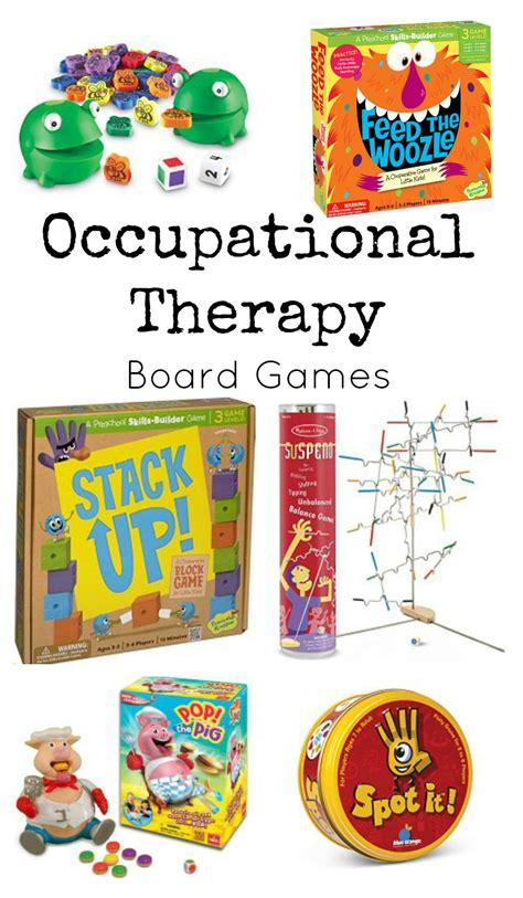 figure therapy quotes board with occupational therapy benefits