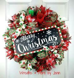 red holiday wreath | red, green, and gold christmas deco