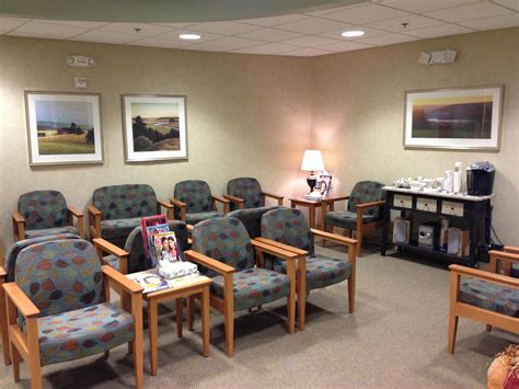 improving the waiting room experience imd health
