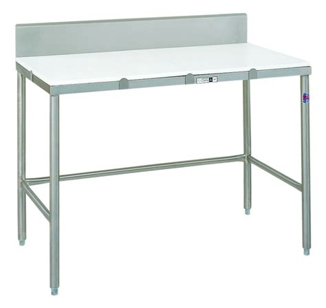 Kitchen Table Poly Poly Top Work Tables Boos Commercial