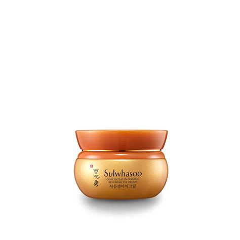 Sulwhasoo Concentrated Ginseng Renewing Ex 25ml sulwhasoo 滋盈生人参紧致修护眼霜