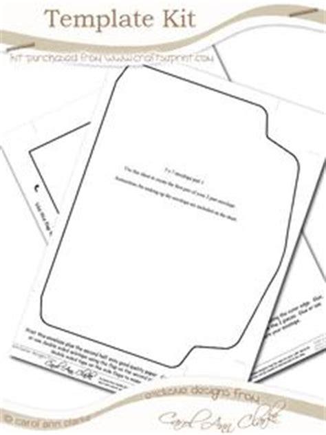 exploding box card template kit 5 sheet kit cup58782