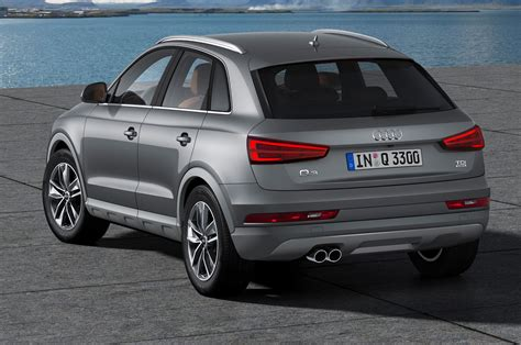 Audi Q3 2016 by Refreshed 2016 Audi Q3 Pricing