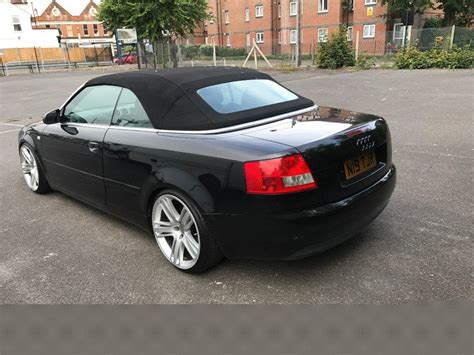 audi a4 convertibles for sale 2004 audi a4 convertible for sale upcomingcarshq