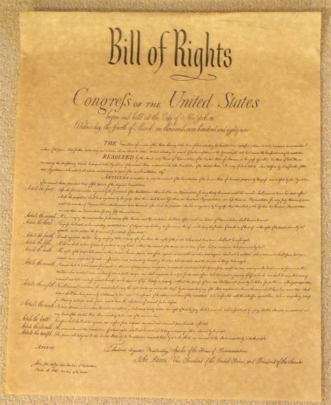 bill of rights section 21 a1 the bill of rights contemporary american culture and