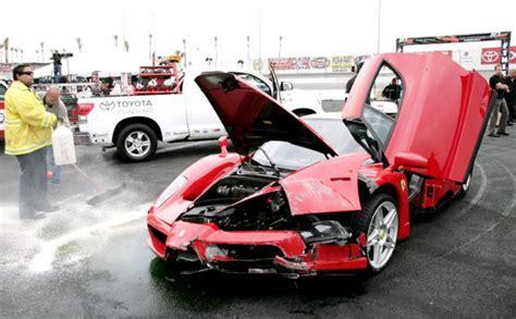 Eddie Griffin Destroys A Million Dollar Car by Eddie Griffin S Big Crash Slide 3 Ny Daily News