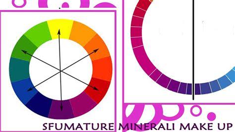 tavola cromatica dei colori la teoria dei colori colori primari secondari