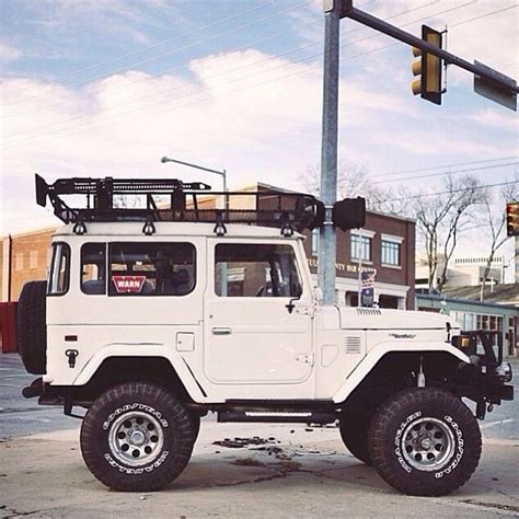 Toyota That Looks Like A Jeep 17 Best Images About Jeeps Scouts Broncos Land Cruisers