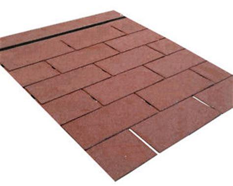 Felt Shingles For Sheds by Square Felt Roofing Shingles Shed Felt Shingles 3m2 Per Pack Ebay