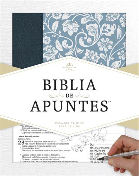 libro rvr 1960 biblia de rvr 1960 biblia de apuntes sepa asociaci 243 n de editoriales evang 233 licas