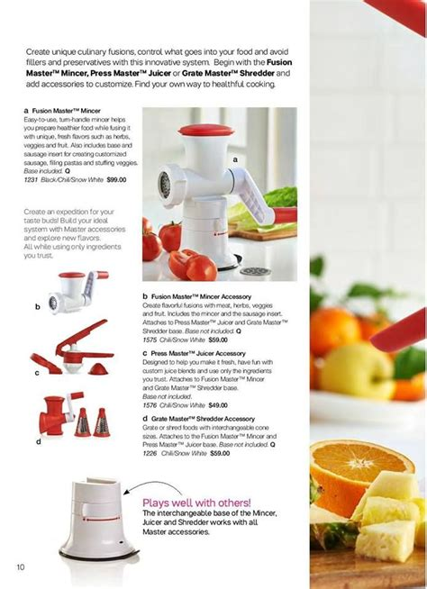 Tupperware Fusion Master Mincer 11 best tupperware fusion master grater juice press images on grater juice and