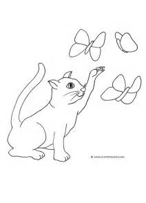 cat coloring book cat coloring pages