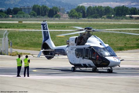 Airbus Helicopters Gears Up for Flight Testing of New H160 Medium Twin Business Aviation News