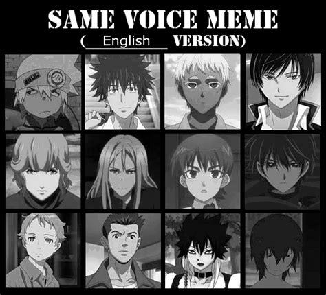 Dub Meme - same dub voice meme 3 micah solusod by mhultimate2013dw