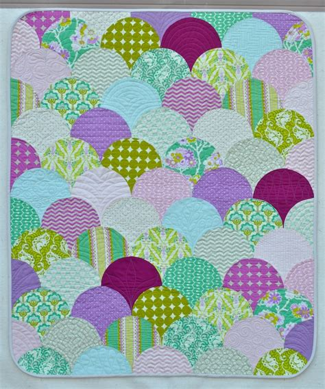 Clamshell Quilt Pattern by Dsc 0009